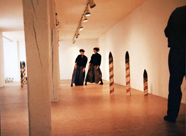 Vid Gräns II - Galleri Umbra 2, Malmö 1990